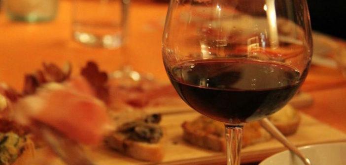 abbinamento vini cibo