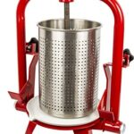 Fruit Press 14L – Apple Fruit Home Brew sidro lievito barile spremiagrumi presse Juisers