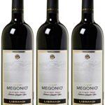 Librandi Vino IGT Val di Neto Rosso Magno Megonio – 2017-3 Bottiglie da 750 ml